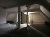Attic of Haus 45 before installing